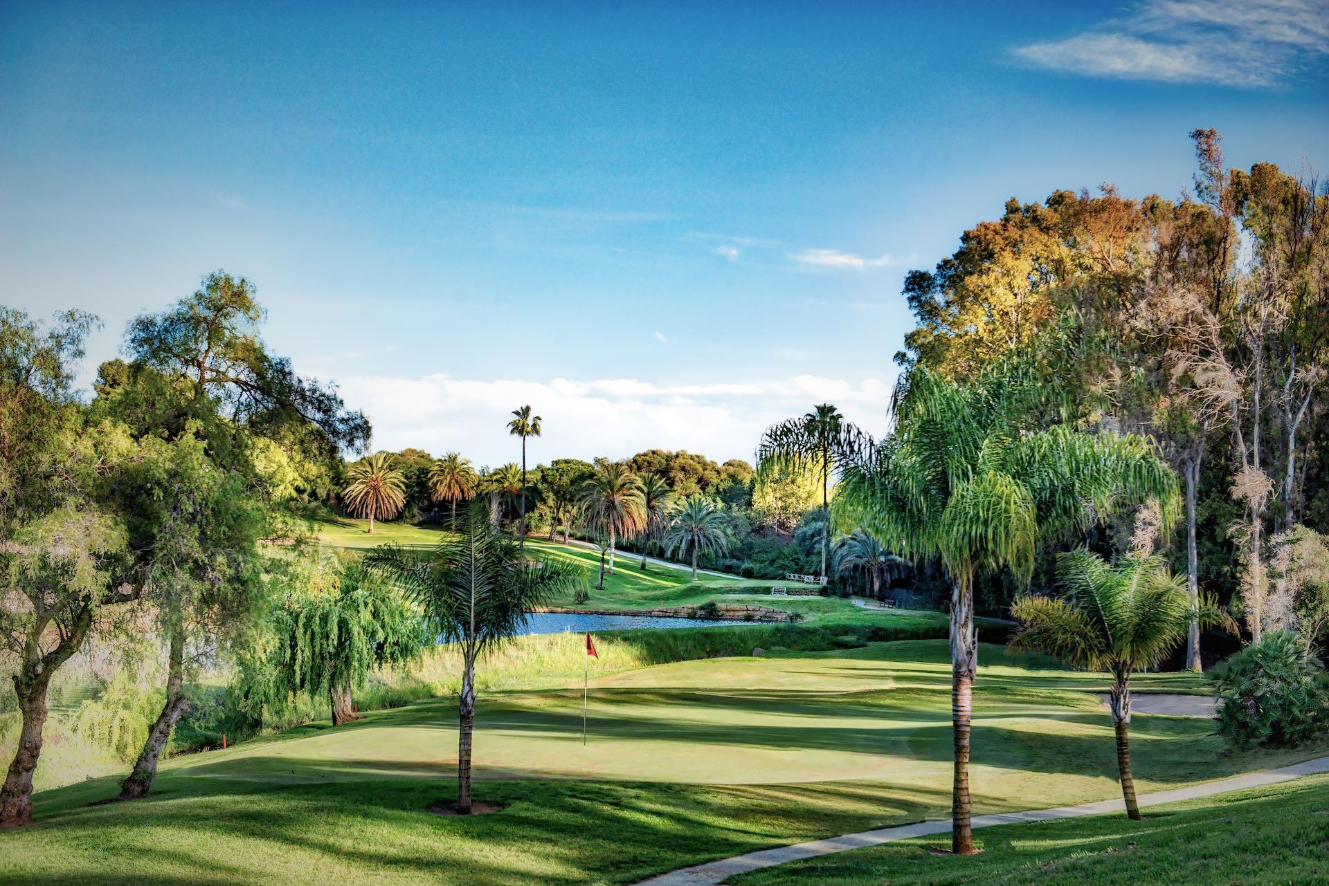 El Paraiso Golf Club Estepona Malaga Costa del Sol