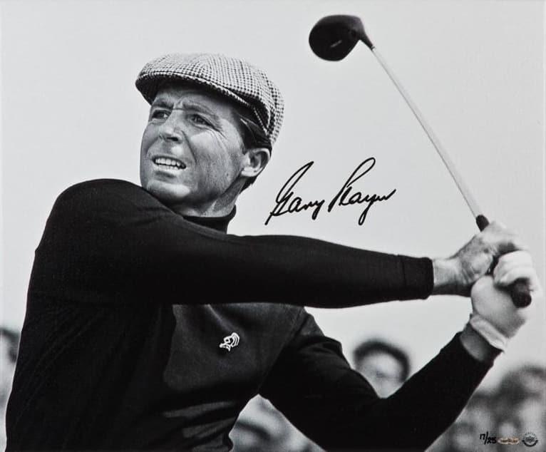 Gary Player - El Paraiso Golf - Estepona, Málaga