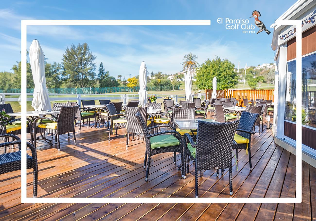 Restauarnt 2 El Paraiso Golf Club, Espeona, Malaga, Costa del Sol 01